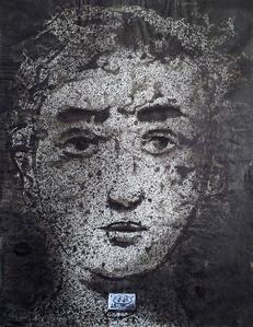 Portrait of Mythological Figure