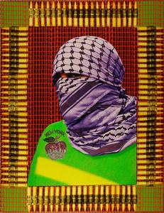 Fashionista Terrorista II (The Walls of Gaza III)