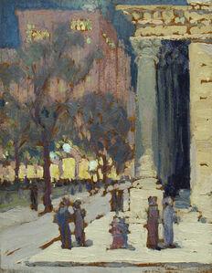 The Portico, Union Square, New York City