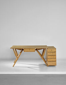 Desk, designed for the Lattes Publishing House, Turin