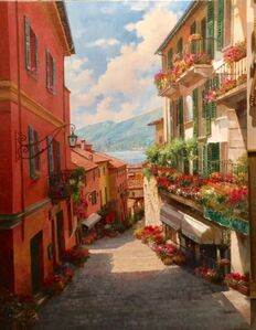 Lake Como, Bellagio