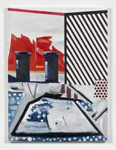 Dexter Dalwood: Propaganda Painting