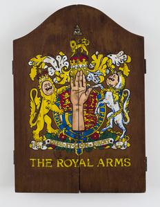 The Royal Arms (Dieu et Mon Droit)