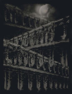 The Ascending - Facade - from Juana and The Structures of Reverie