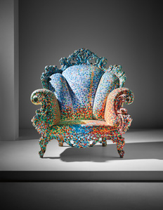 """Early """"Poltrona di Proust"""" armchair"""