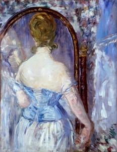 Before the Mirror (Devant la glace)