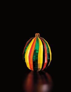 Unique 'A Nastri' vase