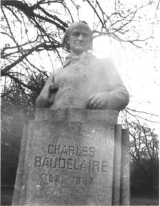 Charles Baudelaire, Paris