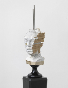 untitled book bust