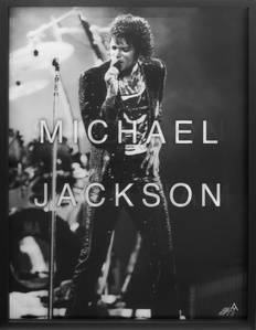 Michael Jackson / Slick on Each Jam