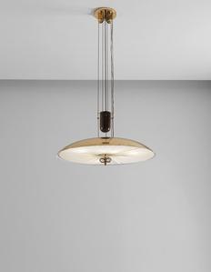 Adjustable ceiling light, model no. 1003