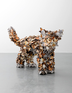 Sculpture 'Fox Cub 2'