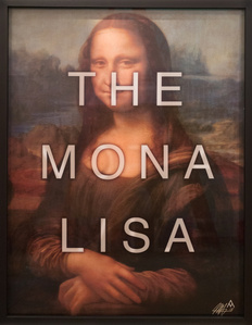 The Mona Lisa / Ah Not a Smile