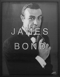 James Bond / Send a Job M