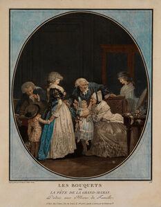 Les Bouquets, ou La Fête de la Grand-maman, (The Bouquets, or Grandmother's Day)
