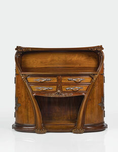 "An Important and Rare ""Tomates"" Sideboard"