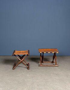 Guldhoj ou PH 43, Pair of stools