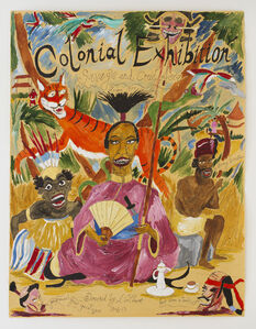 Colonial Exhibition Glasgow 1899