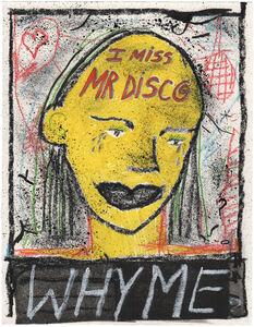 I Miss Mr. Disco