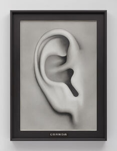 G is for Ear