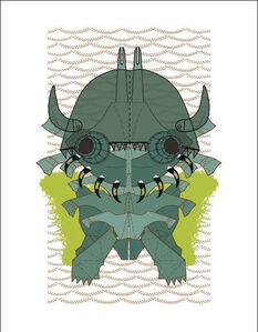 Dango // Dung Beetle