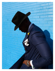 Being Black Outweigh's One's Blues