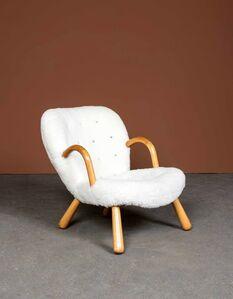 Clam chair, Armchair