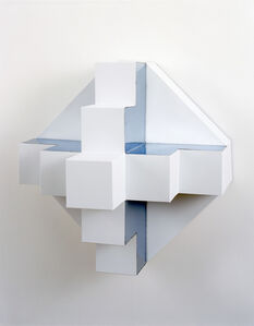 Untitled [Ziggurat]