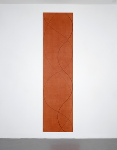 Column Painting 8 (Light red)