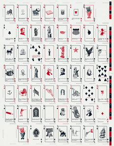 Alexis Smith Playing Cards Made in U.S.A