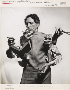 The Versatile Jean Cocteau