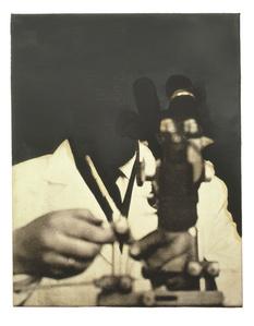 Untitled, (Microscope)
