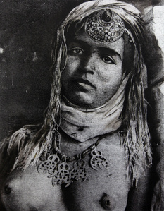 Portrait 17 (Algeria)
