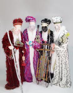 Santa Saboteur Costumes