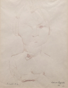 Retrato de Margaret
