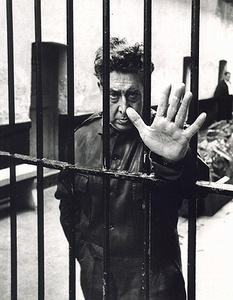 David Alfaro Siqueiros in Jail