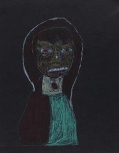 Princess Asa Vajda The Girl Tortured Face