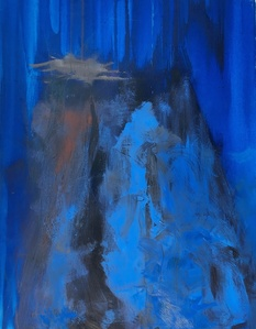 Blue Dusk II