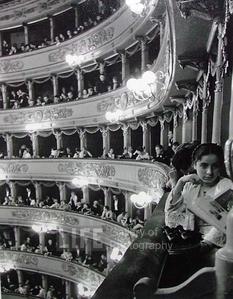 Premiere at La Scala