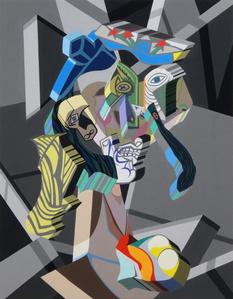 Cubic cubism