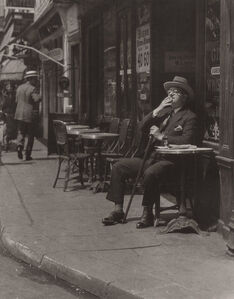 Alexander Woollcott in Paris
