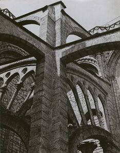 Chartres - Flying Buttresses at the Crossing