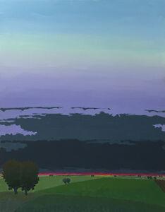 Dark Clouds - Evening