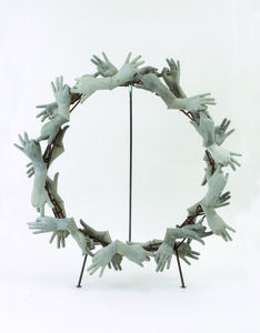 Concrete Wreath