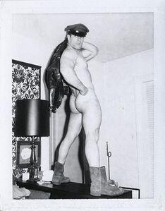 Untitled (Leather Jacket) P00083