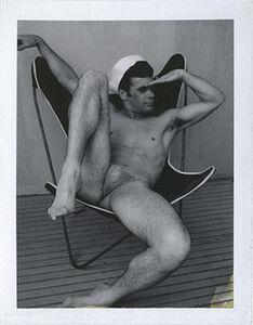 Untitled (Sailor) P00074