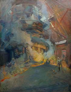 Blast Furnace (Bethlehem Steel Company)