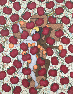 Untitled (Apples and Oranges)