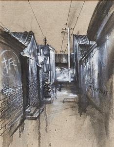 Untitled (Alleyway)