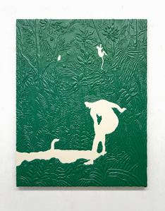 "Untitled (Henri Rousseau, ""The Charm"")"
